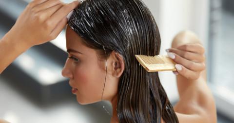 Nuôi dưỡng, chăm sóc tóc hiệu quả với rau chân vịt