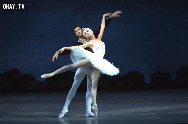 4/ Hồ Thiên Nga - Cái chết của tình yêu (Tchaikovsky),âm nhạc