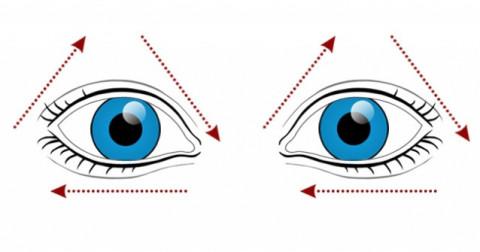 10 bài tập hiệu quả giúp cải thiện thị lực của bạn tốt hơn.