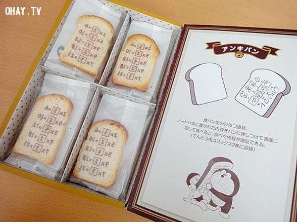 1/ Bánh mì giúp trí nhớ.,Mùa thi,Ôn thi THPT