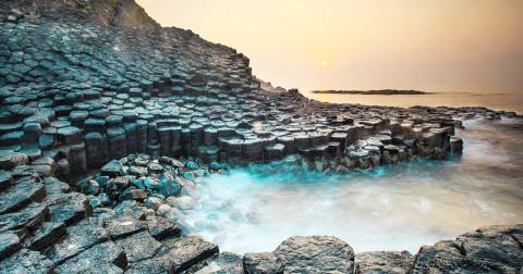 Ghềnh Đá Đĩa - kỳ quan trên biển độc đáo của Phú Yên