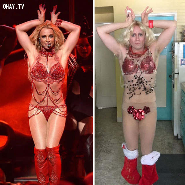 Britney Spears,Cosplay