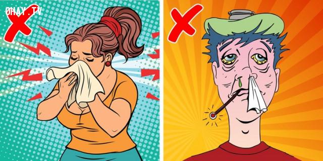 Ảnh hưởng đến hệ miễn dịch,uống nước