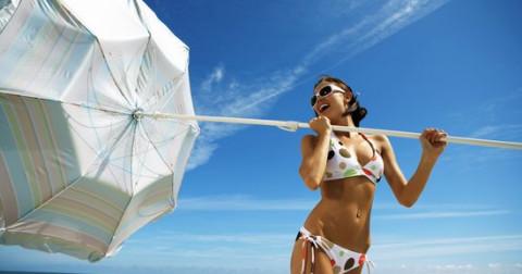 7 bí quyết cho một cơ thể hoàn hảo vào mùa hè