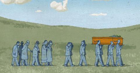 Còn sống phút nào thì phải cố tận hưởng, đừng cật lực làm chỉ để có... 'ngôi mộ' đẹp