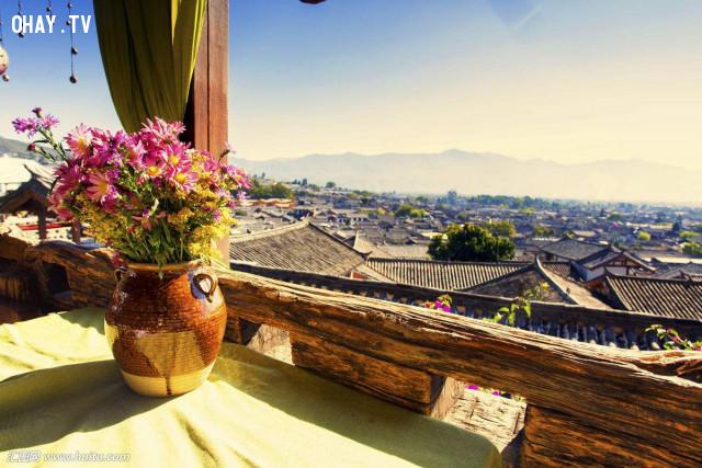 1. Cổ Thành Lệ Giang - Vân Nam,du lịch Trung Quốc,cổ trấn