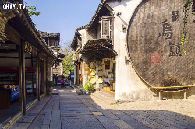 ,du lịch Trung Quốc,cổ trấn