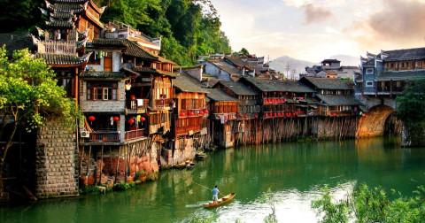 TOP 9 cổ trấn đẹp nhất Trung Quốc