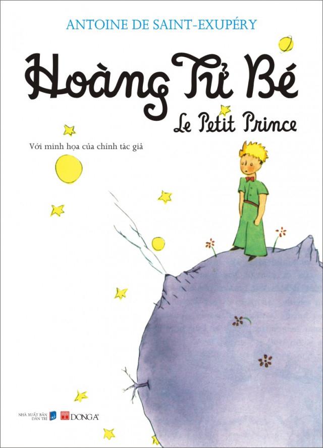 2. The Little Prince - Hoàng tử bé (Tác giả: Antoine de SaintExupéry),sách thiếu nhi,sách hay