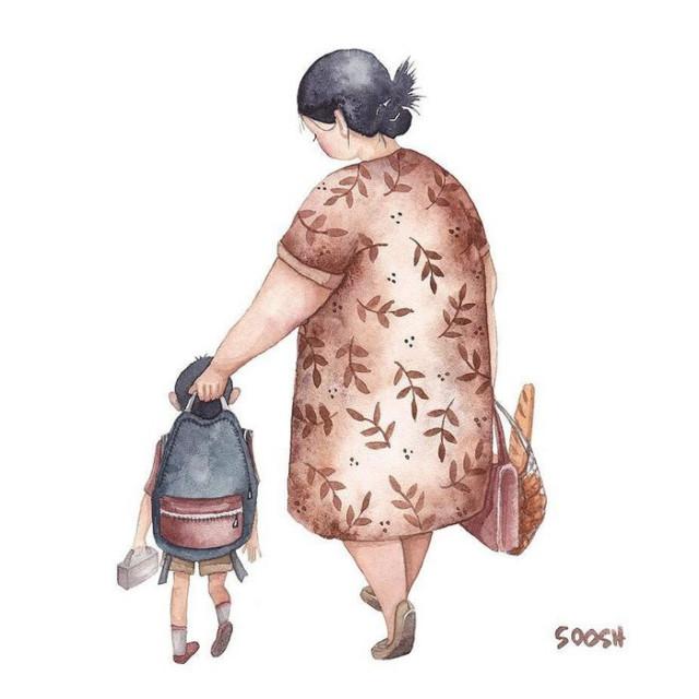 ,ảnh minh họa,hạnh phúc gia đình
