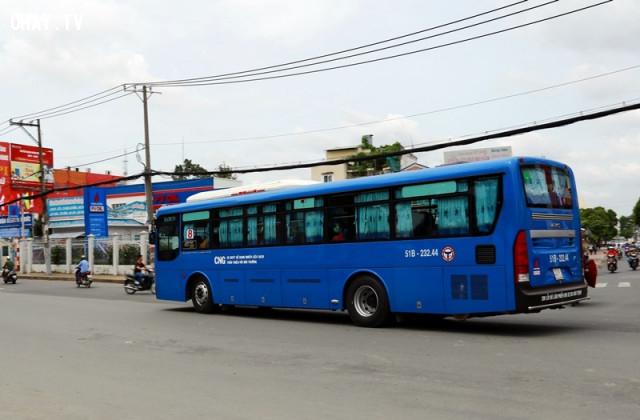 Ghi nhớ,đi xe bus,xe buýt
