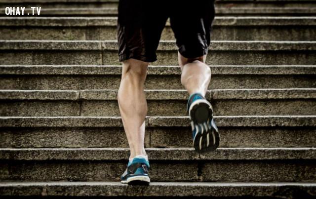 Săn chắc cơ bắp,đi bộ mỗi ngày