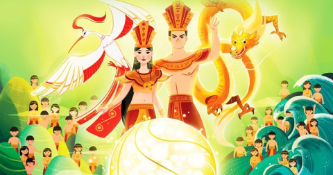 Khởi nghiệp cùng 5 câu chuyện huyền sử Hùng Vương