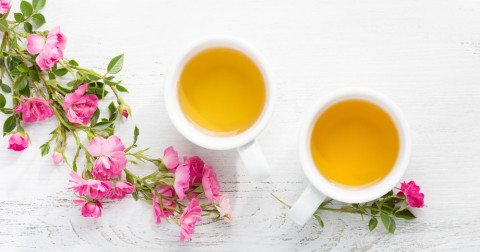 4 vị trà hoa giúp an tinh thần dưỡng nhan sắc tốt nhất