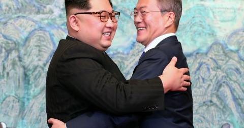 Hàn - Triều ký hiệp định hòa bình, chấm dứt chiến tranh
