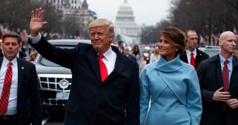 Bí mật về Đệ nhất phu nhân Mỹ - Melania Trump