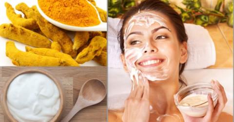 Cách làm mặt nạ làm đẹp da với nguyên liệu cực đơn giản và dễ tìm trong bếp