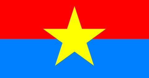 Lá cờ Giải phóng - Chứng nhân lịch sử bị nhiều người quên lãng