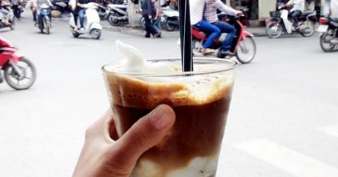 Cafe cốt dừa thơm ngậy - Đồ uống thu hút giới trẻ!