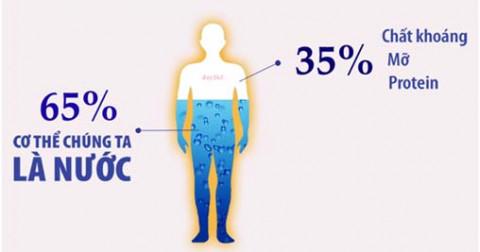 Điều gì sẽ xảy ra khi cơ thể thiếu nước?