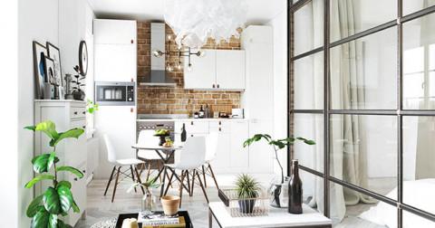 Những căn phòng mang phong cách 'Scandinavian' sẽ khiến bạn thích mê