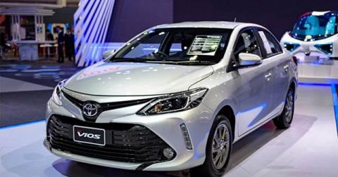 Top 10 mẫu xe bán chạy nhất thị trường ô tô Việt Nam tháng 4/2018 - Honda CR-V bứt phá