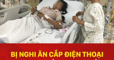 Bị nghi ăn cắp điện thoại, 2 chị em rủ nhau tự tử bằng thuốc diệt cỏ