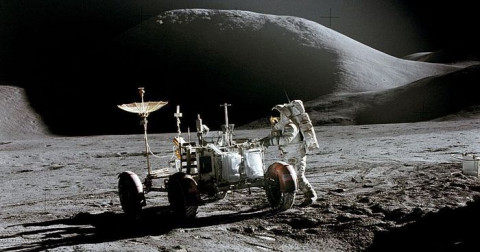 Những kiến thức bí ẩn về mặt trăng