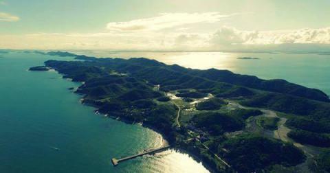 Hè này đi du lịch biển đừng bỏ lỡ đảo Cái Chiên