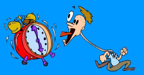 Làm thế nào để bỏ thói đi trễ