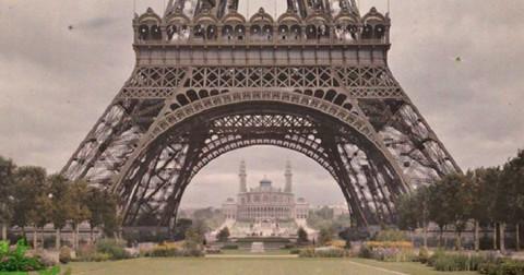 Paris 100 năm trước: Câu chuyện qua những tấm hình