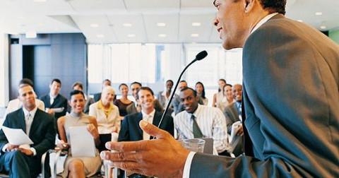 Những cách để bạn tự tin và thuyết trình thành công