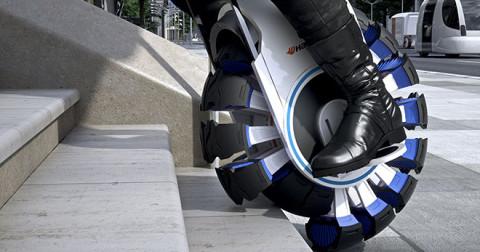 Giao thông tương lai vào năm 2069