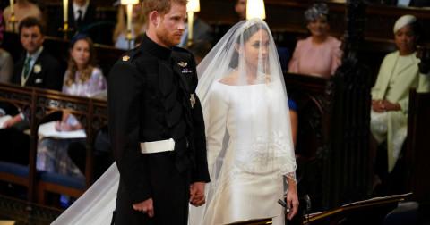 13 bộ váy cưới hoàng gia lộng lẫy trong gần một thế kỷ qua