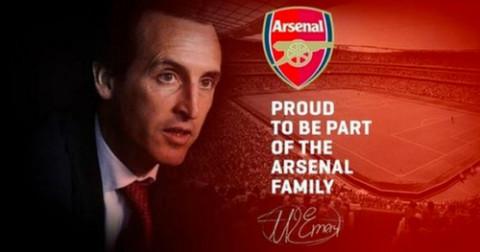 """8 điều CĐV Arsenal không thể không biết về Unai Emery - tân HLV trưởng của """"Pháo thủ"""""""