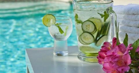 8 công thức detox mùa hè cho da đẹp - dáng xinh