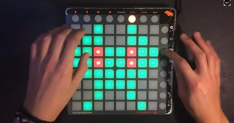 Launchpad - Nhạc cụ cộng nghệ cao sẽ làm bạn phát cuồng