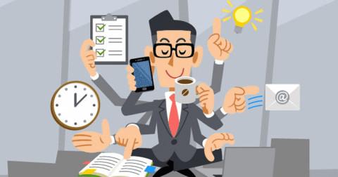 3 phương pháp hiệu quả giúp bạn giữ năng suất làm việc