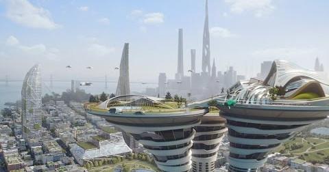 Thế giới vào năm 2050 sẽ như thế nào?