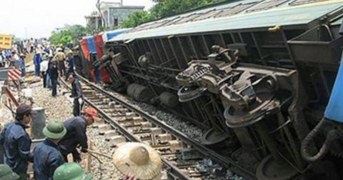 4 ngày 5 vụ tai nạn đường sắt nghiêm trọng