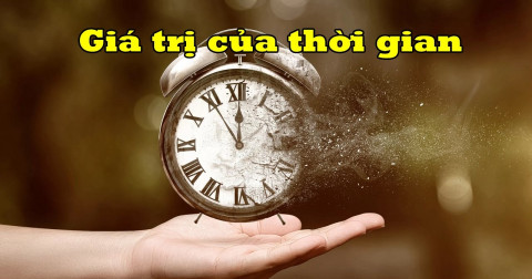 Đừng lãng phí thời gian bạn nhé!