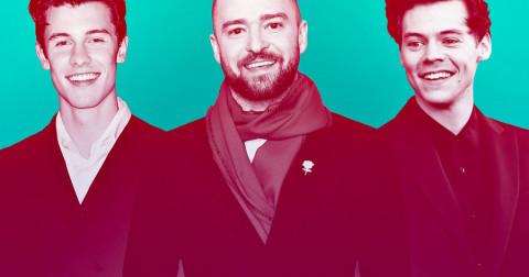 Những chàng trai phong cách nhất làng nhạc Pop: từ những bộ vest của Shawn Mendes đến những bộ đồ da của Zayn