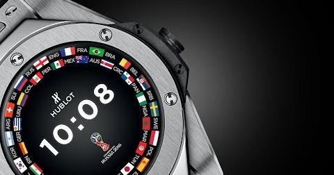Đồng hồ thông minh của trọng tài FIFA World Cup 2018 có gì đặc biệt?