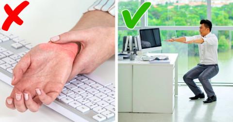 Cách ngăn chặn tình trạng tê tay vào ban đêm