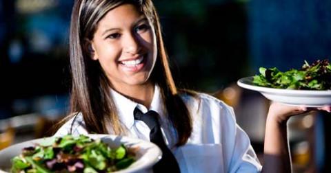 5 nguyên tắc vàng làm việc tại nhà hàng khách sạn