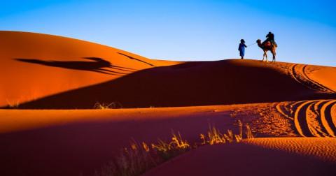 Những điều bạn chưa biết về sa mạc lớn nhất hành tinh - Sa mạc Sahara
