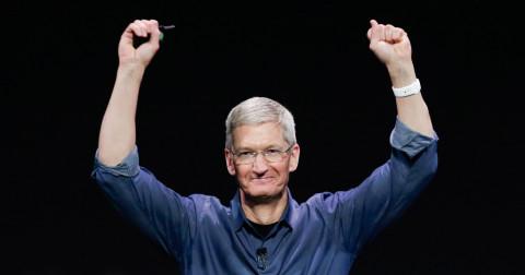 CHÍNH THỨC: Apple là công ty đầu tiên của Mỹ trị giá 1 nghìn tỷ USD