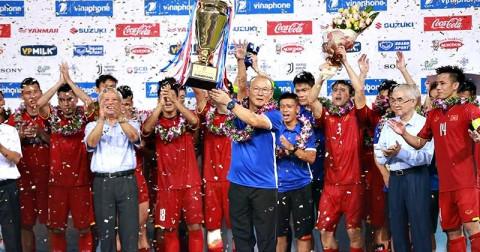U23 Việt Nam lên ngôi vô địch giải Tứ hùng