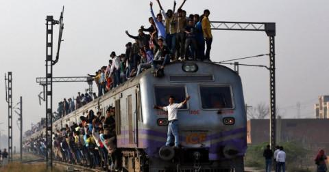 Sự thật thú vị về đường sắt Ấn Độ