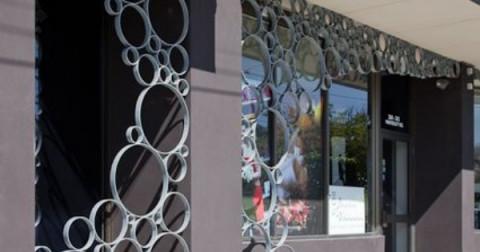 Sử dụng ống nhựa PVC với những ý tưởng thú vị, độc đáo cho việc trang trí nhà